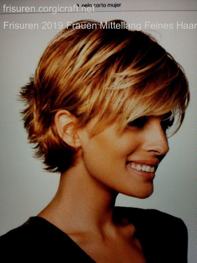 Frisuren 2019 Frauen Mittellang Feines Haar Abcpics Frisuren Corgic Kurzhaarfrisuren Damen Feines Haar Kurzhaarfrisuren Kurzhaarfrisuren Frauen Feines Haar
