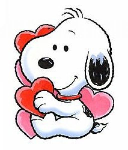 free valentines day clipart of snoopy valentines day clipart charlie brown image for your personal projects presentations or web designs - Free Valentine Clipart