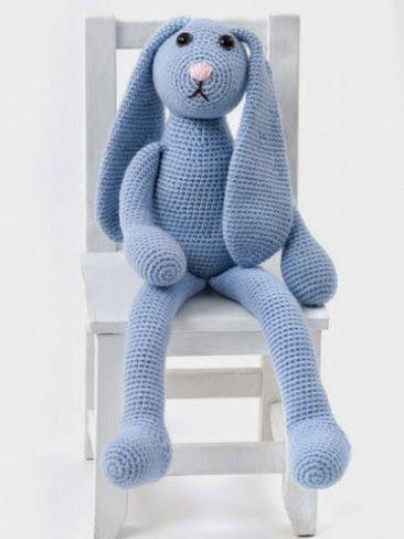The Cutest Bunny Rabbit Free Crochet Patterns Crochet Bunny