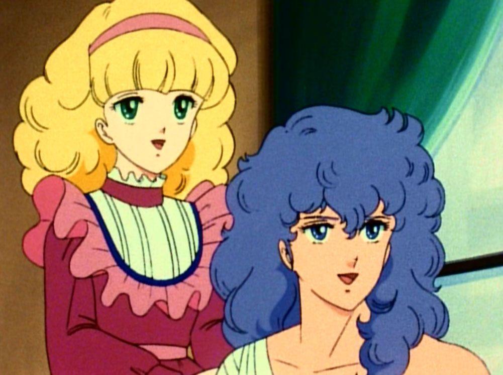 325571 Jpg 1001 745 Old Anime Anime Princess Oscar Cartoon