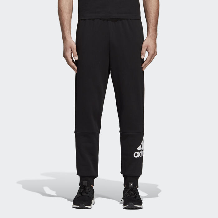 abbe23a563395e Must Haves French Terry Badge of Sport Pants Black 2XL Mens in 2019 ...