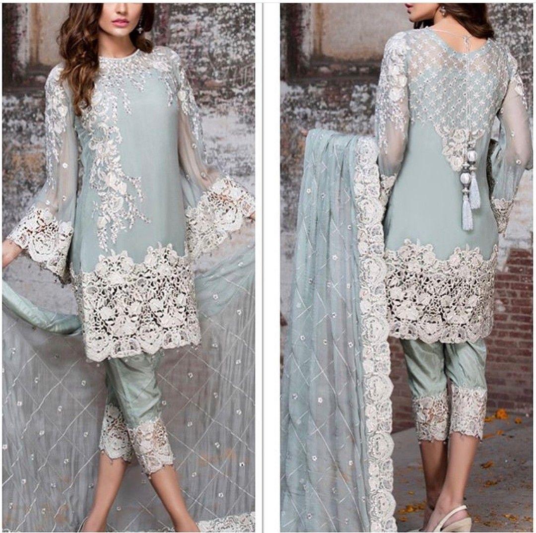 Pin by Sana Pervaiz on Schöne kleider | Pinterest | Pakistani ...