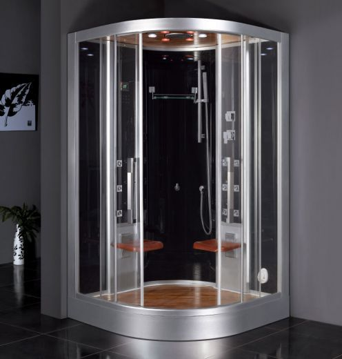 Superbe Exactly What Is Involved With A Steam Shower Install