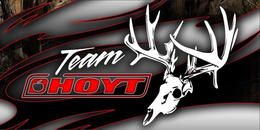 Hoyt Archery Bow Shop Bow Hunting Cabin Camp Vinyl Banner Wall Sign 2x4 Hoyt Bow Hunting Archery Bow Hoyt Archery