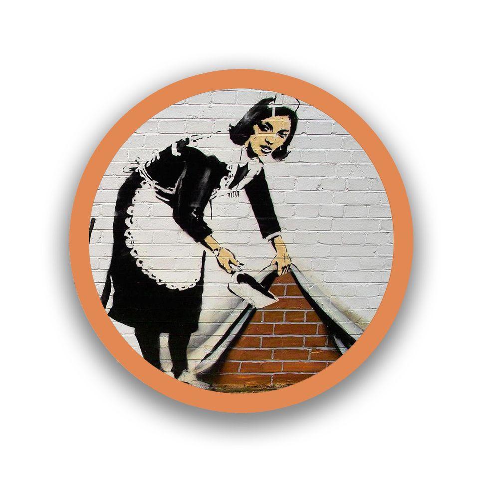 Gratis lespakket: Banksy - Mentortijd