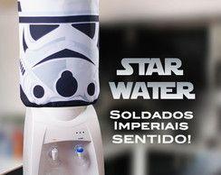 Capa para galão de água - Star Water
