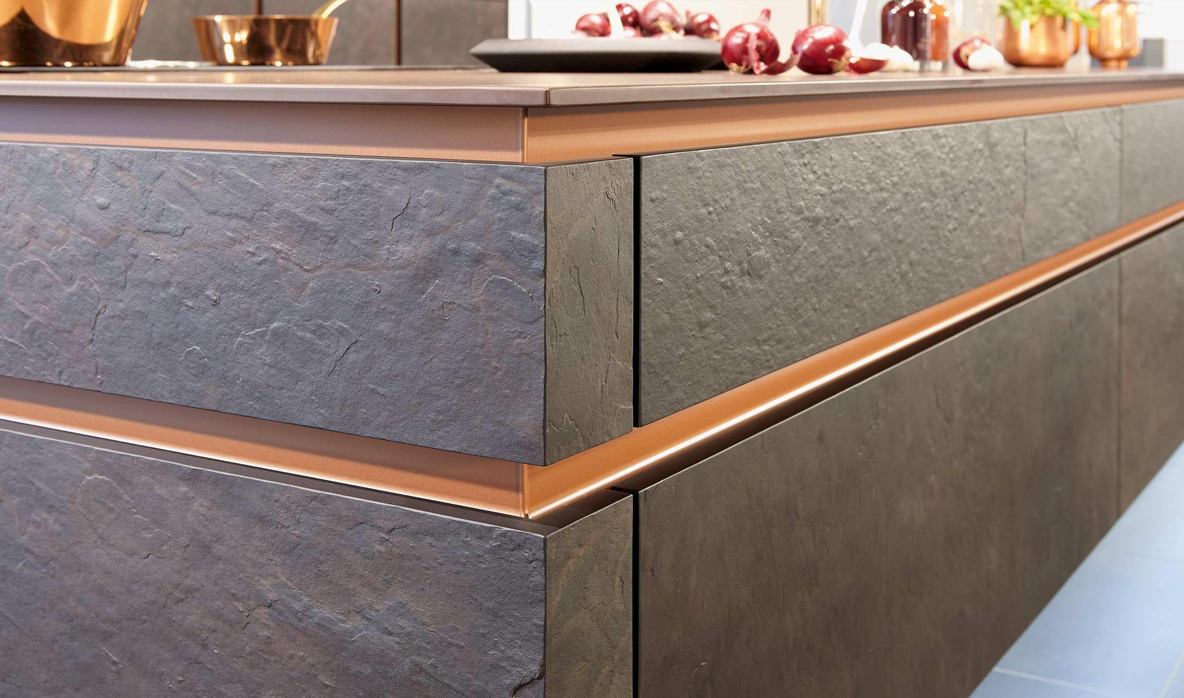Forum Horizon Stone Schiefer | Zeyko Küchen