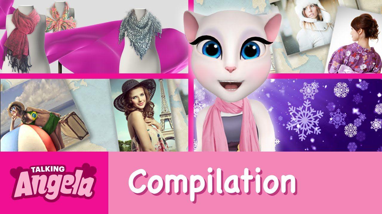 63fcab82b7544 Talking Angela - My Fashion Compilation xo