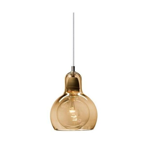 Andtradition mega bulb sr2 pendant lamp 445 cad ❤ liked on polyvore featuring home