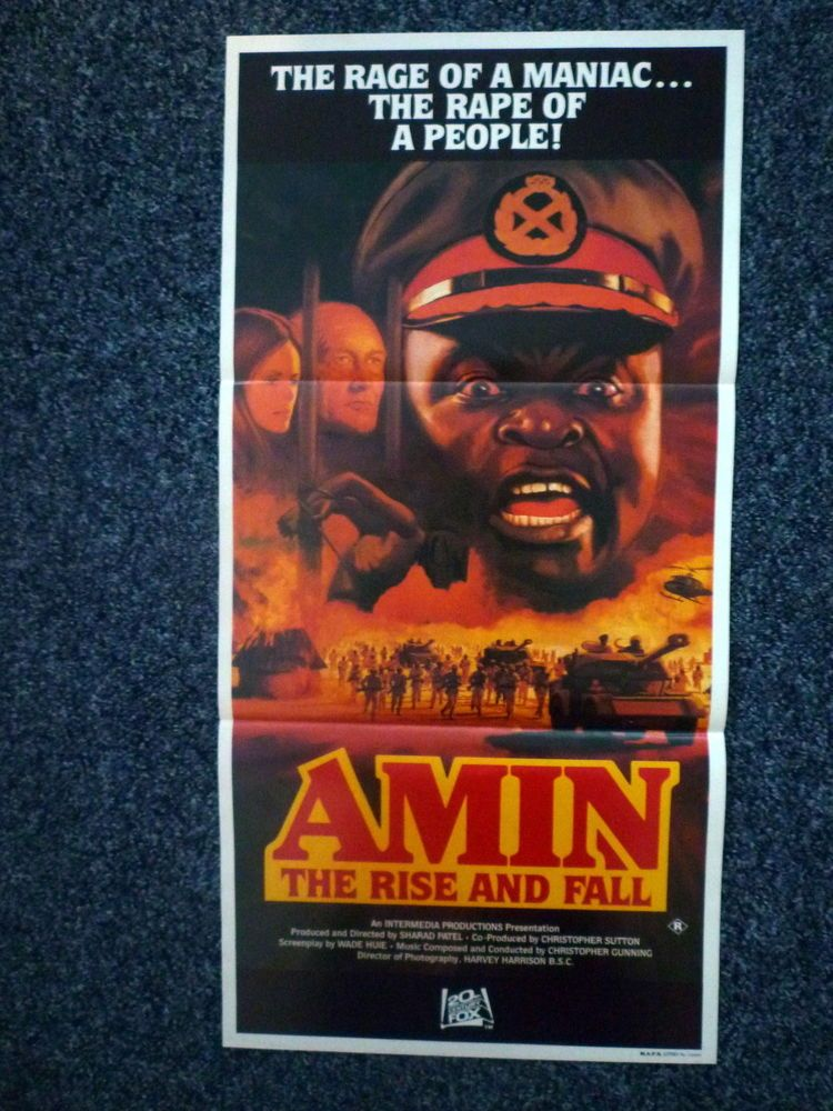 Watch Amin: The Rise and Fall Full-Movie Streaming