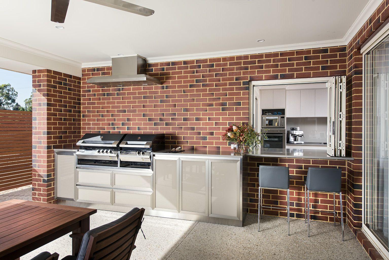 Alfresco Bassendean Kitchen design styles, Custom