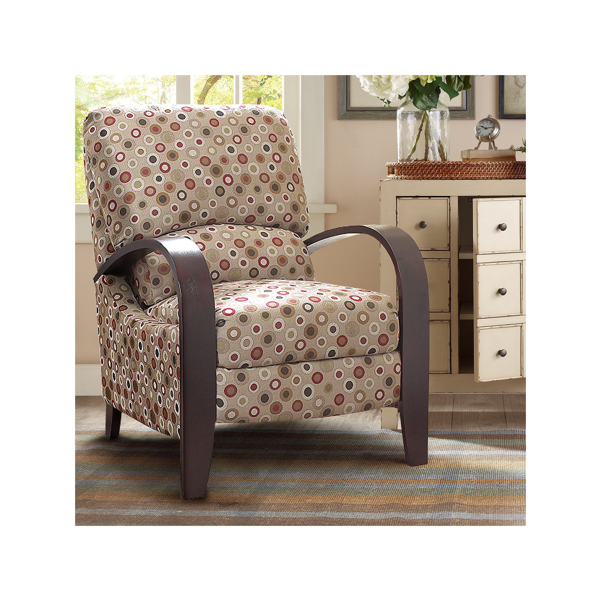 arm product free home bent today mid garden by century modern wood shipping overstock q brayden inspire recliner