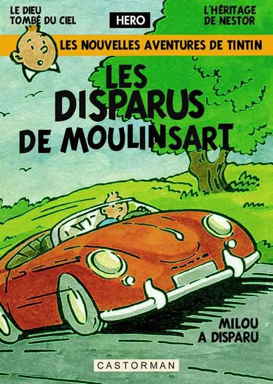 Les disparus de Moulinsart