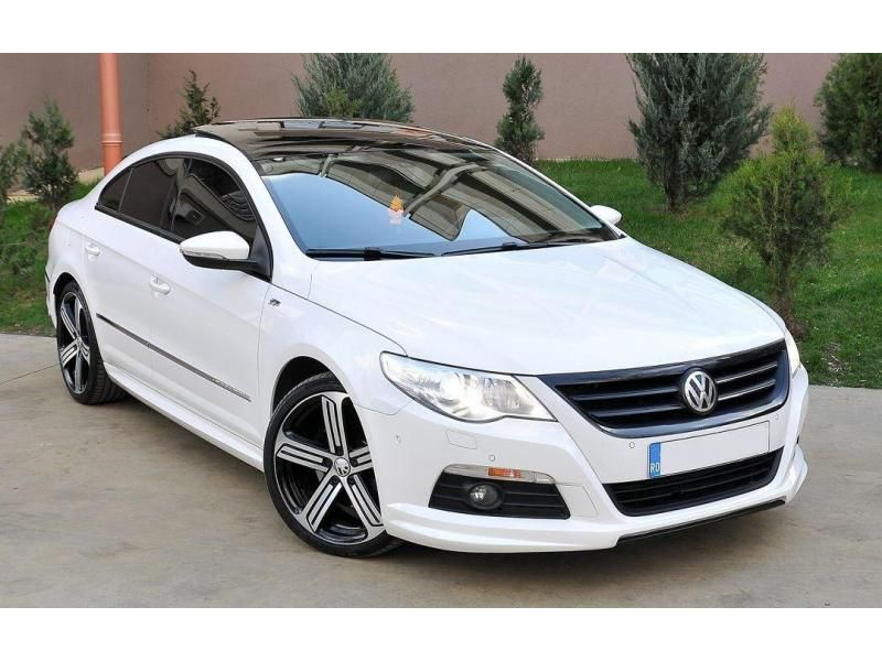 Fabelhaft Volkswagen Passat CC R-Line BlueMOTION 2.0 TDI 170CP | Dream Car @TP_67