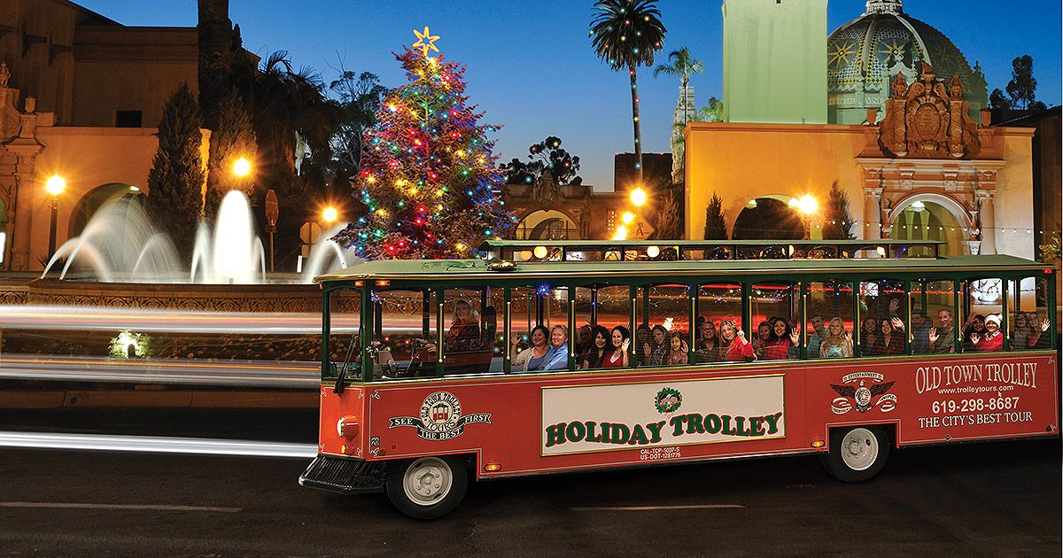 Savannah Christmas Lights Tour 2019 | Savannah Holiday Tours
