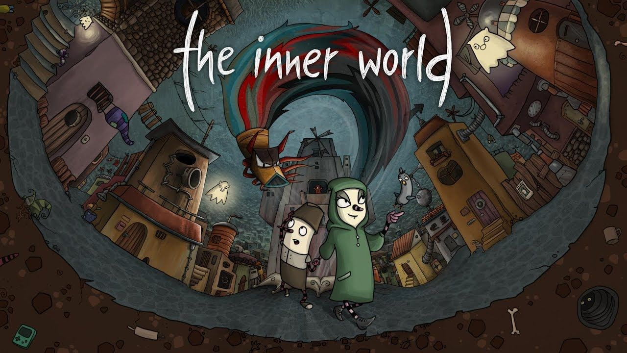 Let's Play The Inner World part 1 Follow That Bird