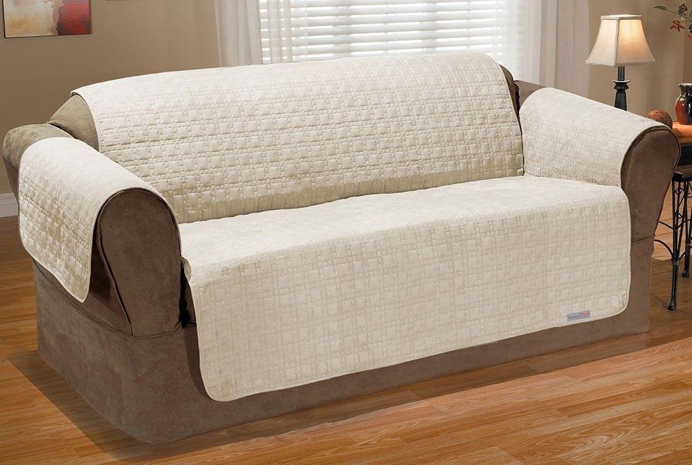 QuickCover Waterproof Sofa Protector NorthShore Care