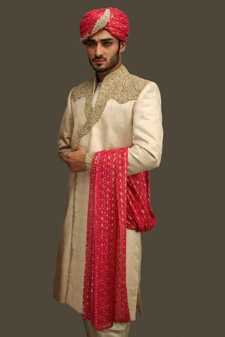 Wedding Sherwani Designs For Groom Barat In 2019 | Latest Fashion