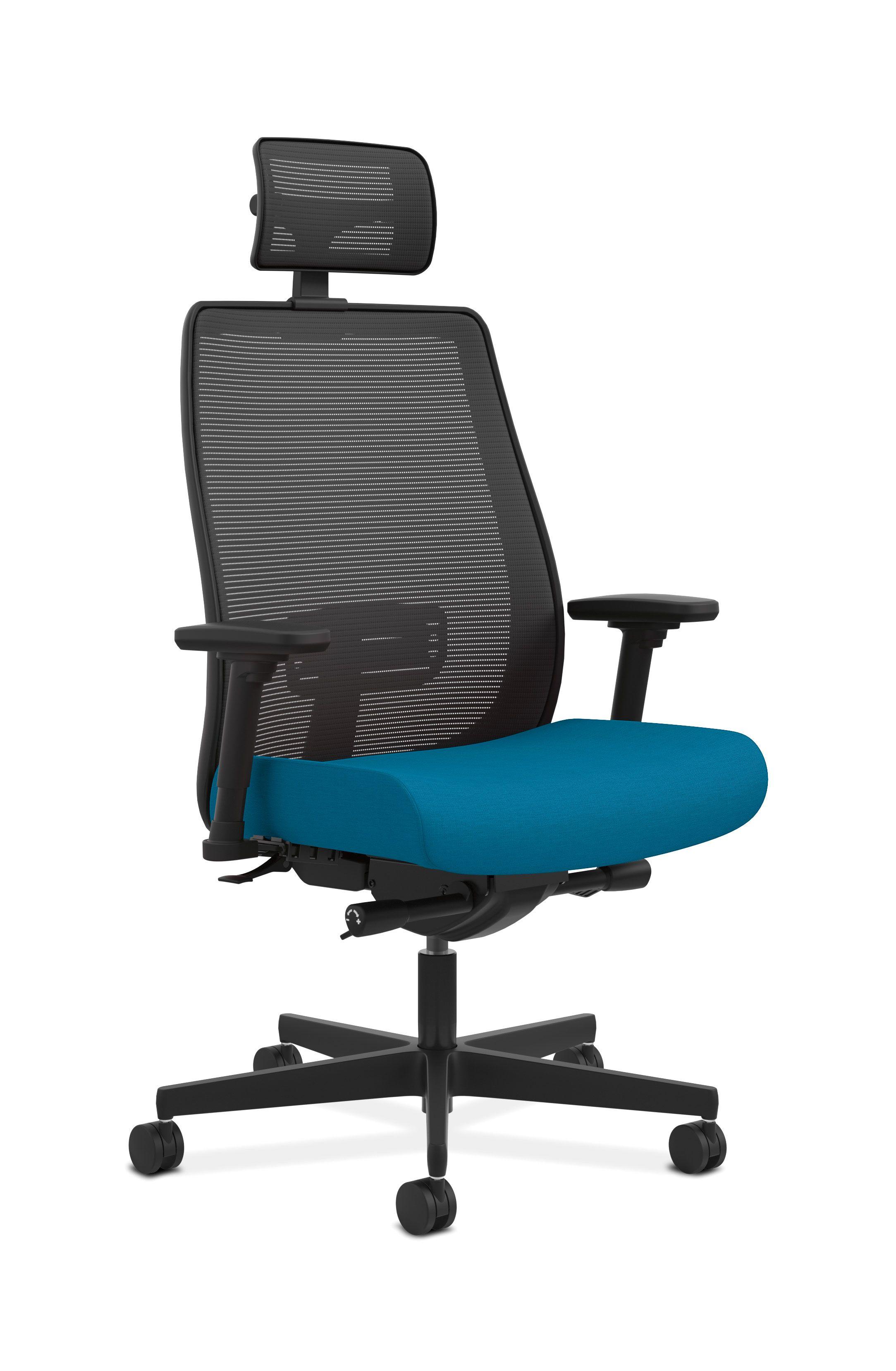 Peachy Endorse Mid Back Mesh Task Chair With Headrest Advanced Bralicious Painted Fabric Chair Ideas Braliciousco