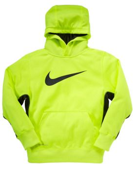 9e0cd215bec6 Your boy will love this neon hoodie from Nike. Available via www.namshi.com  now!