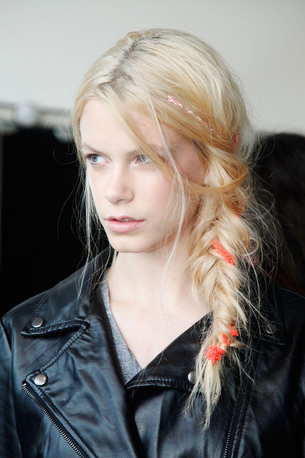 Braid Hairstyles  Best Braids Spring   Fishtail Fabrics and