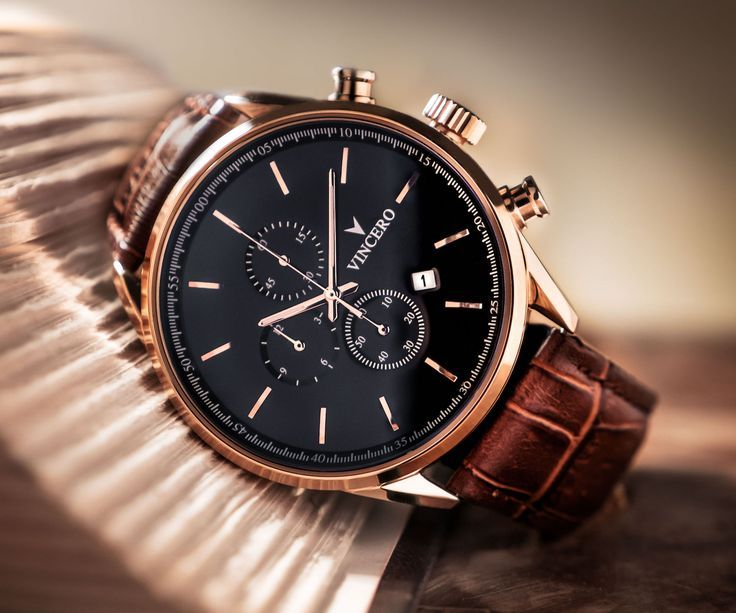 Specs Rose Gold 316l Surgical Grade Stainless Steel Citizen Miyota Quartz Movement Sapphire Coated Miner Luxury Watches For Men Watches For Men Gold Watch Men