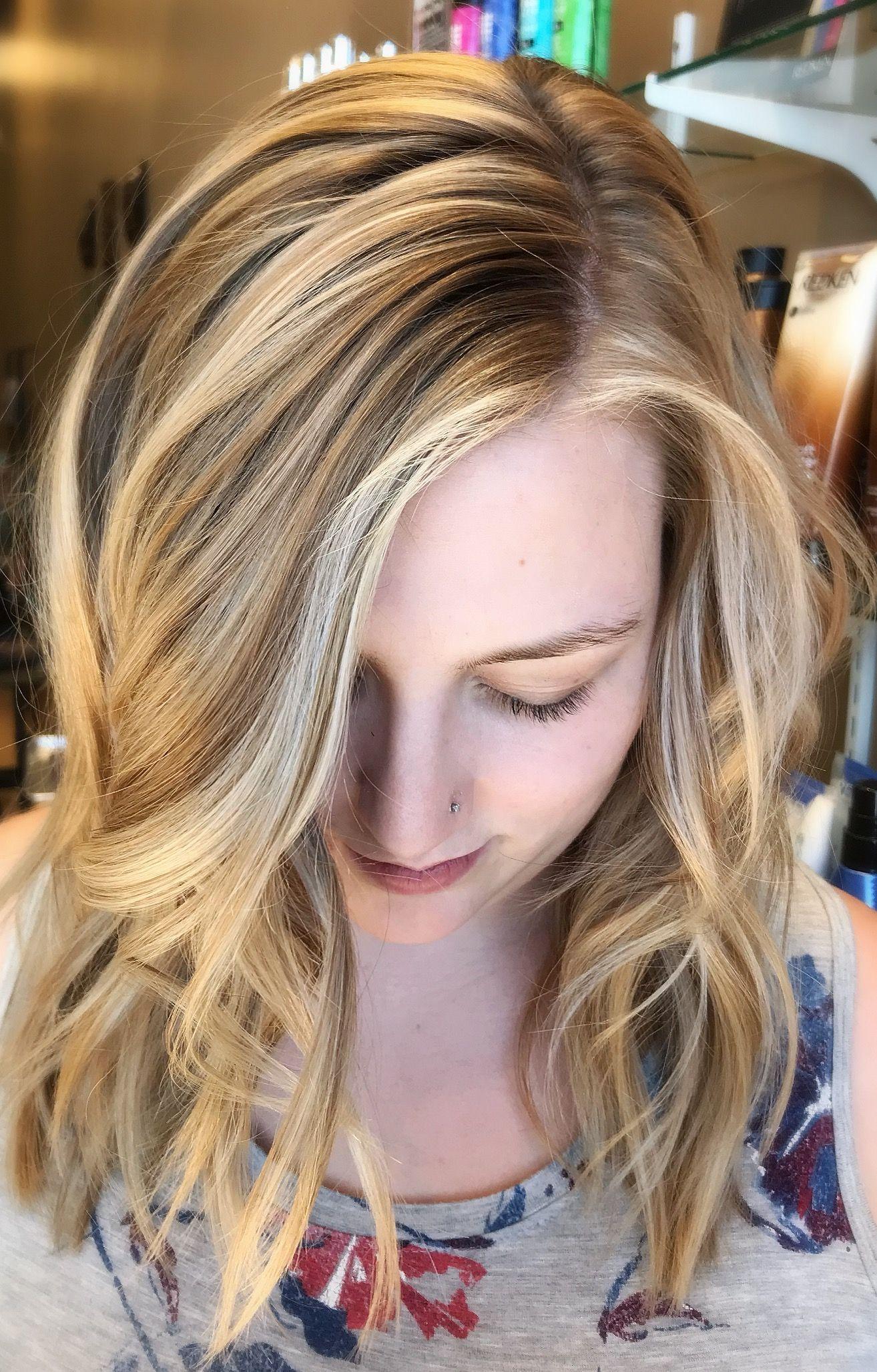 Pin By Mads On Hairstyles Haircolor Make Up And Nails