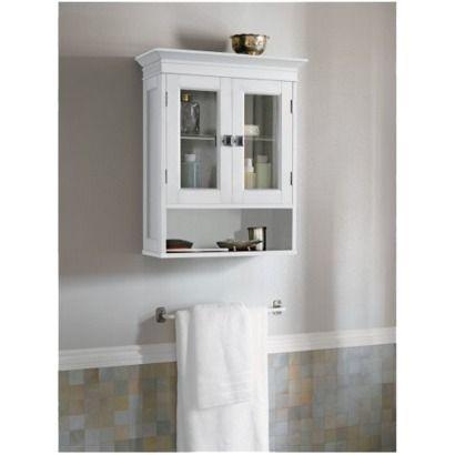 fieldcrest wall cabinet target bathroom