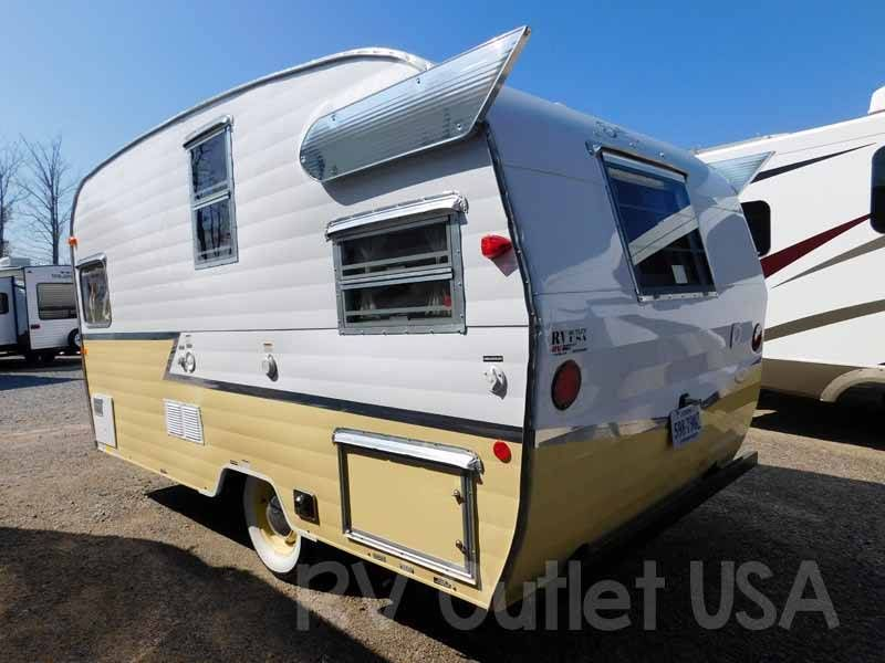 2016 Shasta Airflyte 1961 Re Issue Travel Trailers RV For Sale In Ringgold