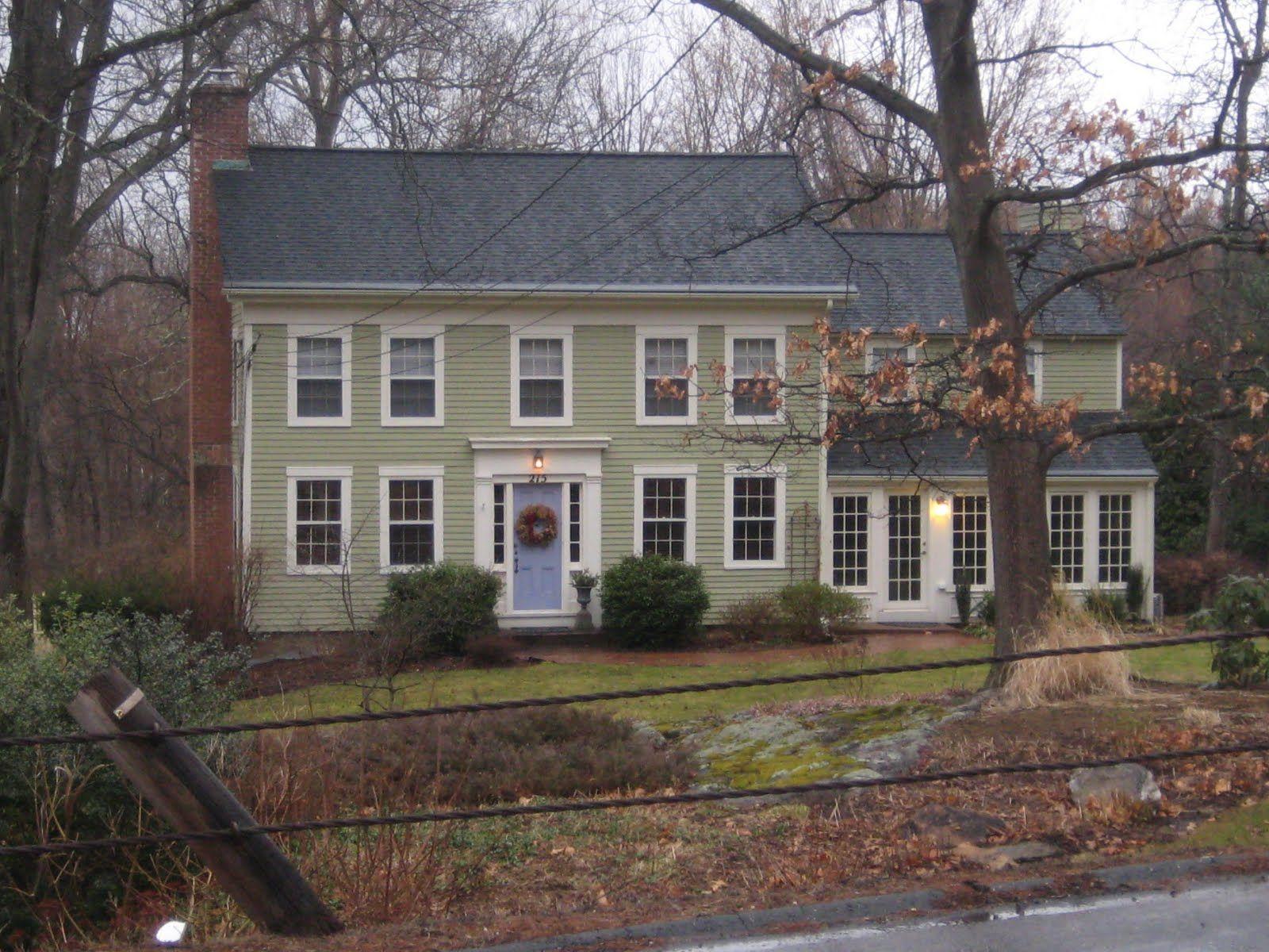 Ideas For Exterior House Colors House Paint Exterior Exterior House Colors Green House Color