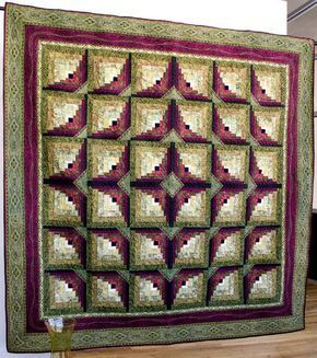 This FREE quilt pattern is gorgeous! This quilt has an ... : classic quilt patterns - Adamdwight.com