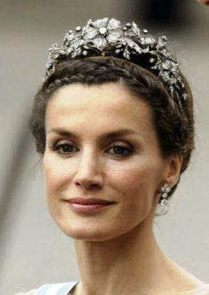 princess-letizia-at-the-wedding-of princess victoria