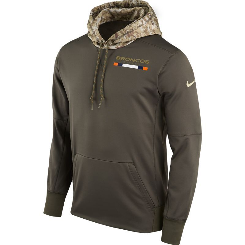 Nike Men s Denver Salute to Service 2017 Therma-FIT Performance Hoodie 0ca4994f0