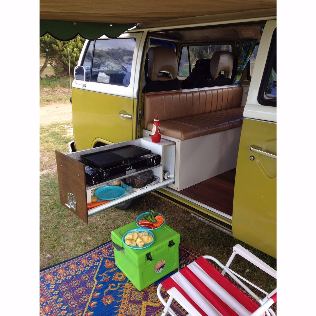 Volkswagen Kombi 1975 Heidi THE In VIC