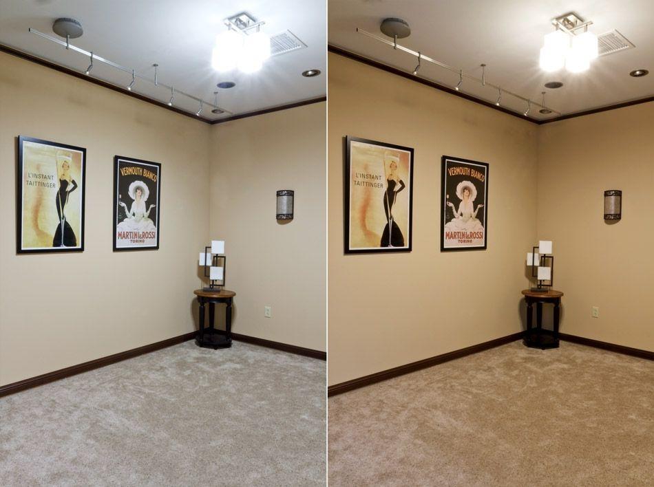 Cool White Vs Warm White Myled Led Black And White Living Room Decor Kitchen Decor Modern Yellow Kitchen Furniture