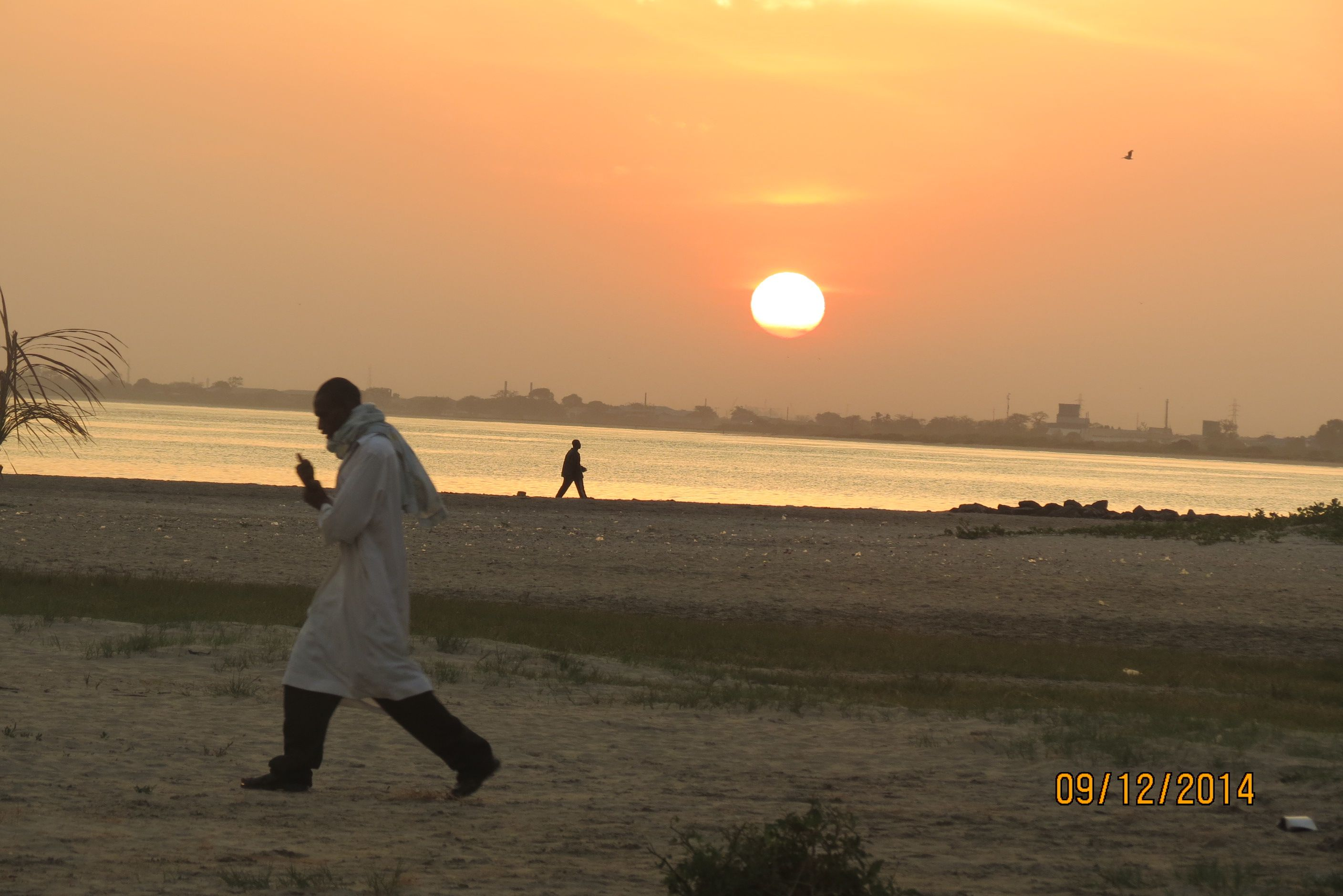 Sunrise fellowships in Banjul, The Gambia