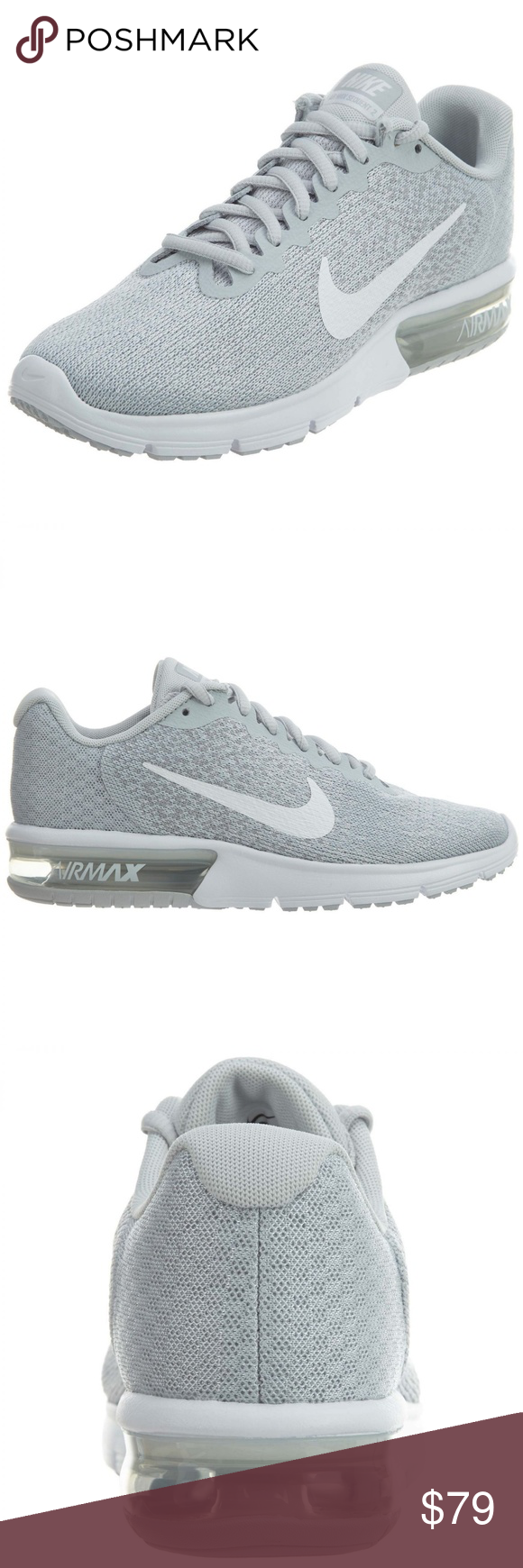 Women's Air Max Sequent 2 Running Shoe in 2020 | Baby boots