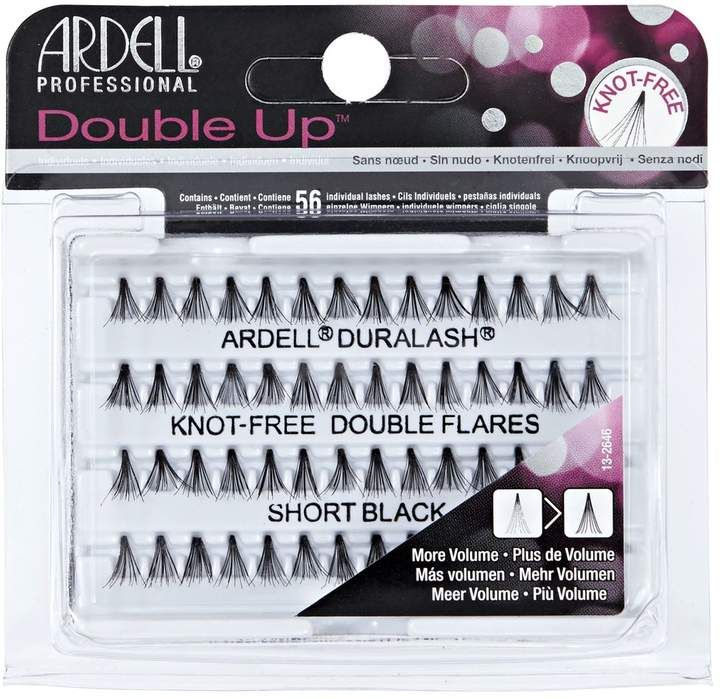 a41b8f581e7 Ardell Double Individual Short Lashes | Makeup | Ardell eyelashes ...