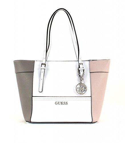 Panel Multi Ey453522 Delaney Classic Tote Small Guess BagCloud 29HDEIW