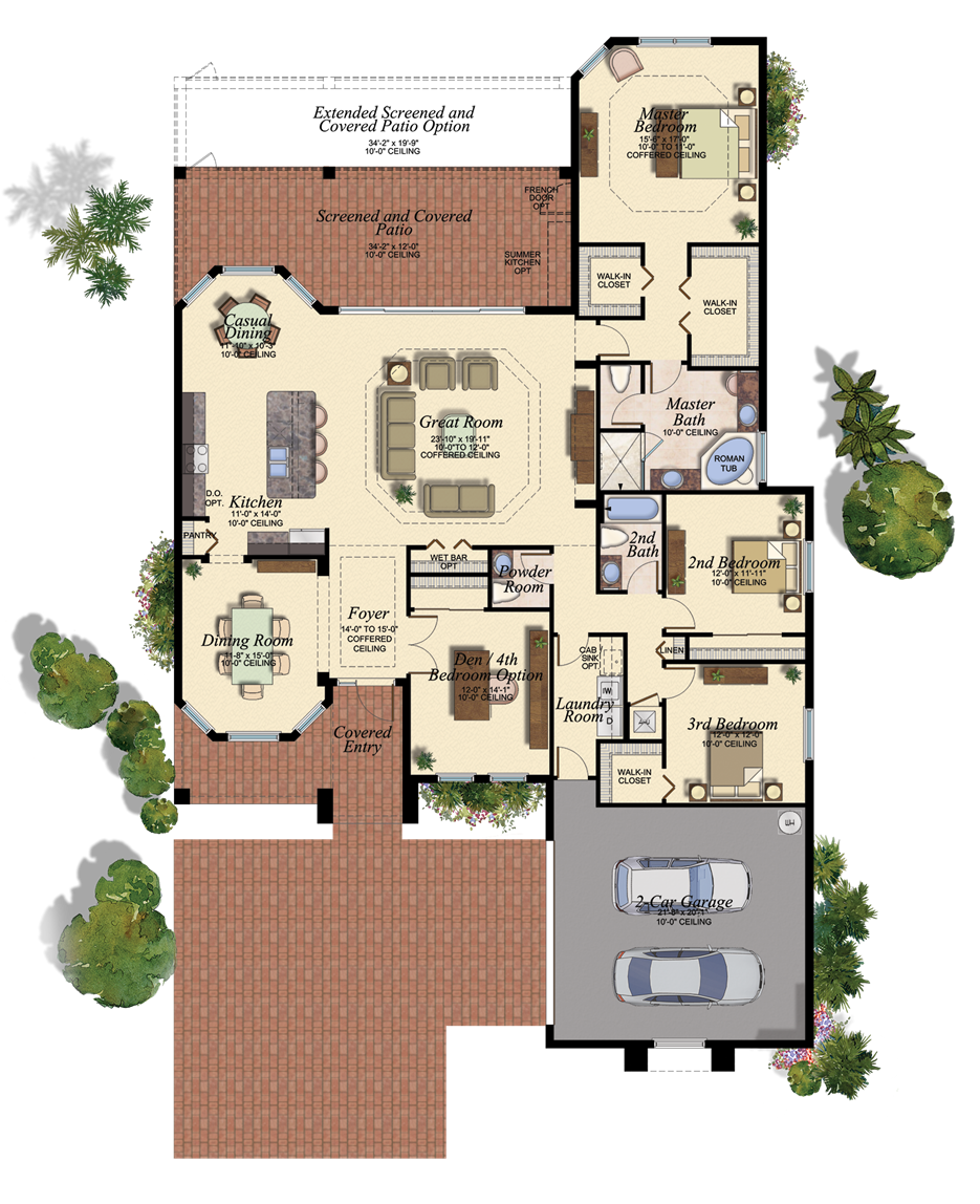 17 Best 1000 images about Florida Homes Favorite Floorplans on