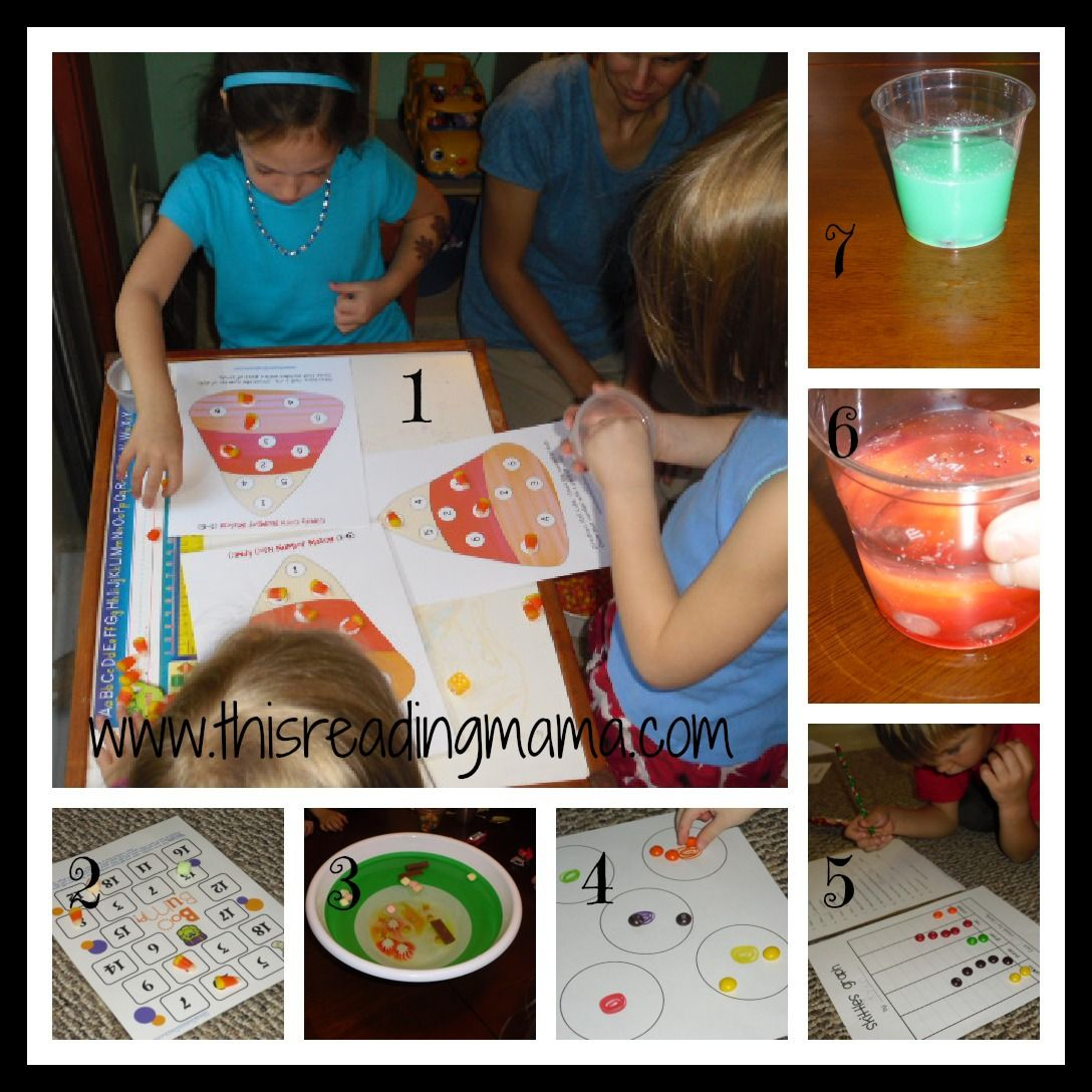 25 Ways To Learn With Candy