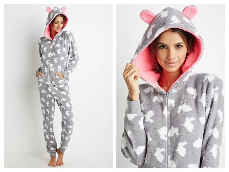 muy baratas diseño novedoso mujer Si sufrís el frío, amarás estos originales pijamas para el ...