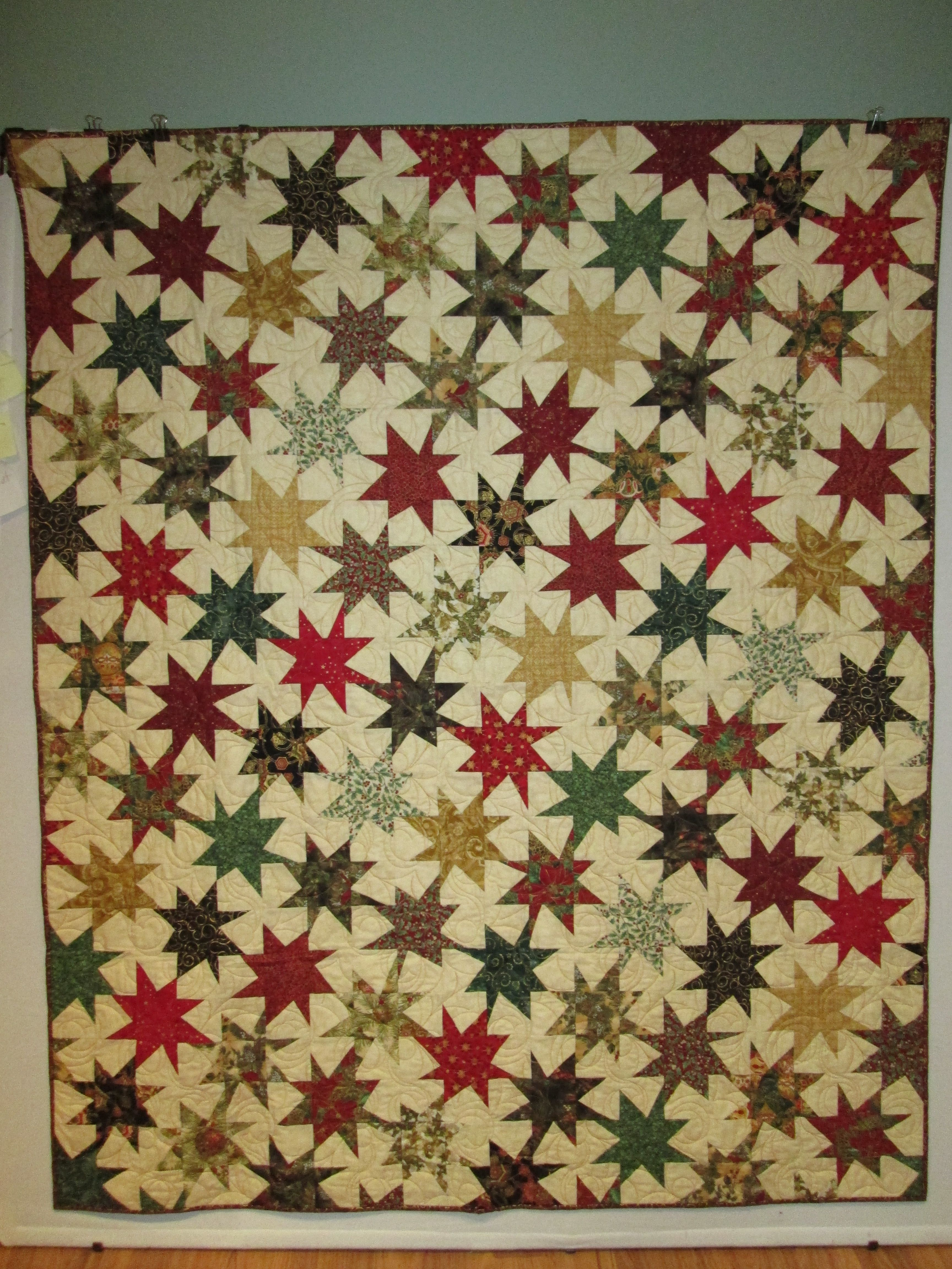 Quilting Friend Donna And I Used To Shop Hop And We Would Pick A