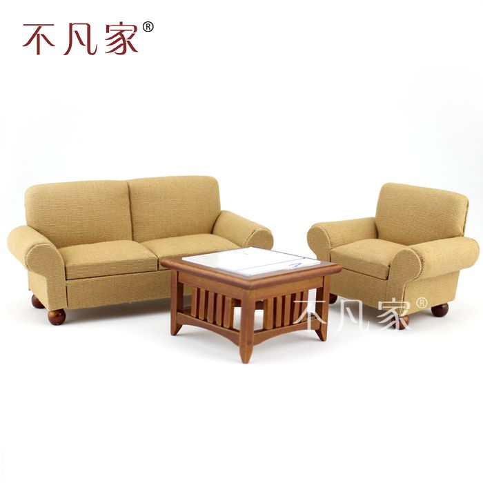 cool 12 scale dollhouse living room set | 1/12 scale dollhouse miniature furniture Living room set 3 ...