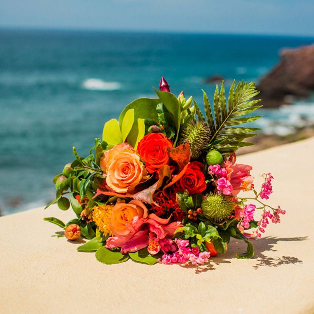 Old Fashioned Exotic Flowers Bouquet Image Collection - Best Evening ...