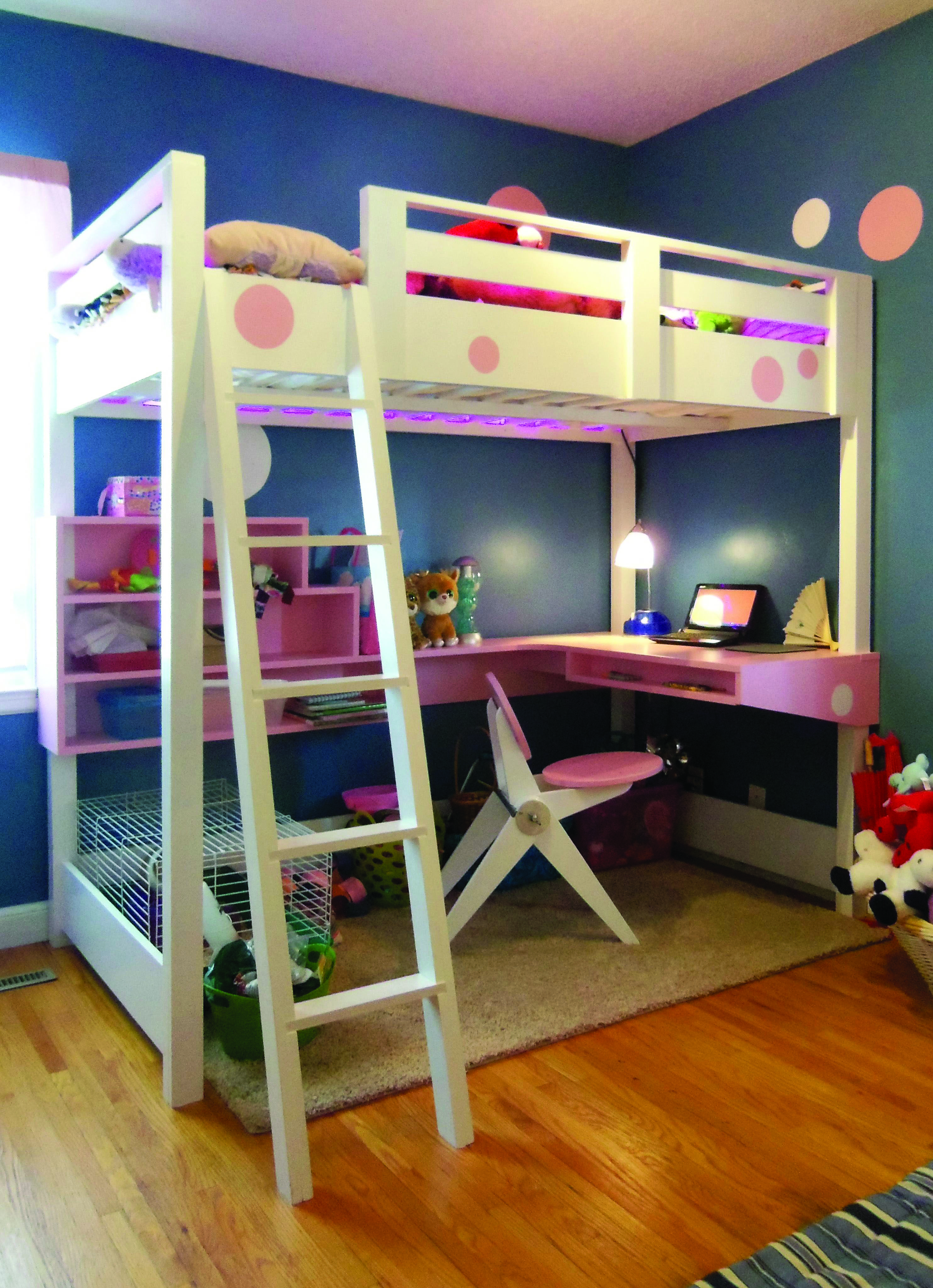 8 Loft Bedroom Ideas For Your Tiny Bed Room Diy Loft Bed Loft