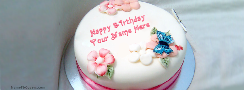 Excellent Want To Write Name On Girl Birthday Cake Facebook Cover Write Funny Birthday Cards Online Alyptdamsfinfo