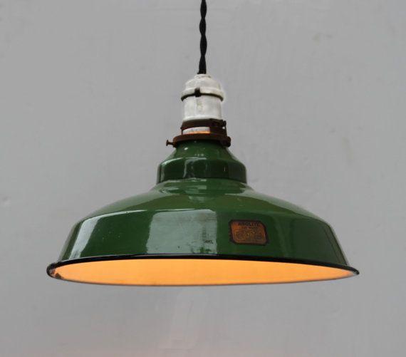 Vintage Light Fittings