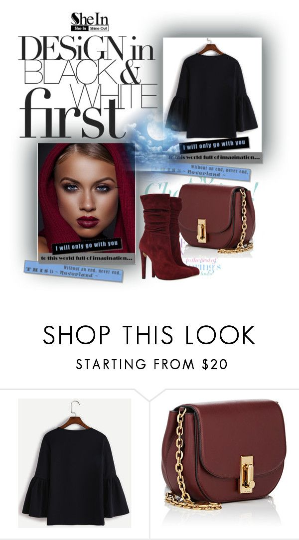 """Shein contest"" by katarina-grujic ❤ liked on Polyvore featuring Marc Jacobs and shein"