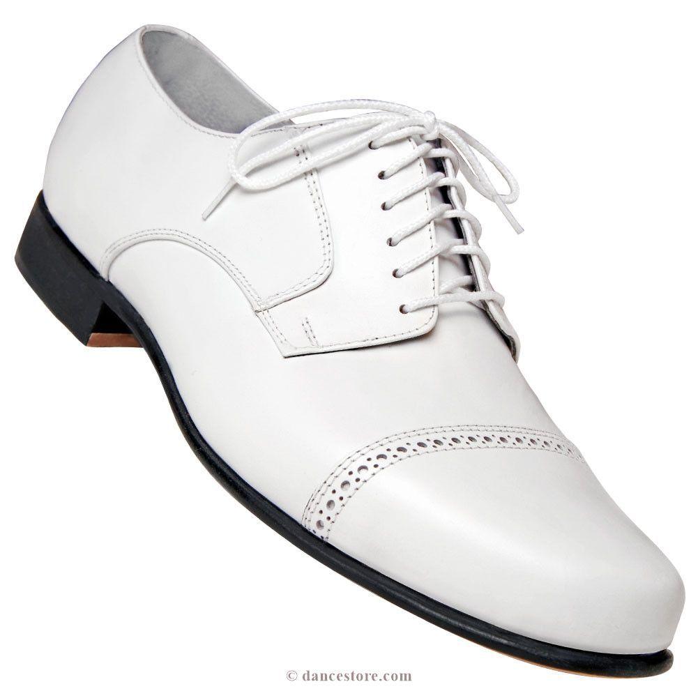 Aris Allen Men S 1930s White Captoe Dance Shoe White Dress Shoes Men Mens Dance Shoes Dress Shoes Men [ 1001 x 1001 Pixel ]